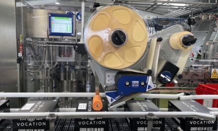 ICE Vulcan Labeller finds its vocation in craft beer market
