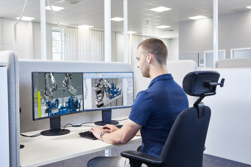 Continue ABB robotics masterclasses from the comfort of your own home