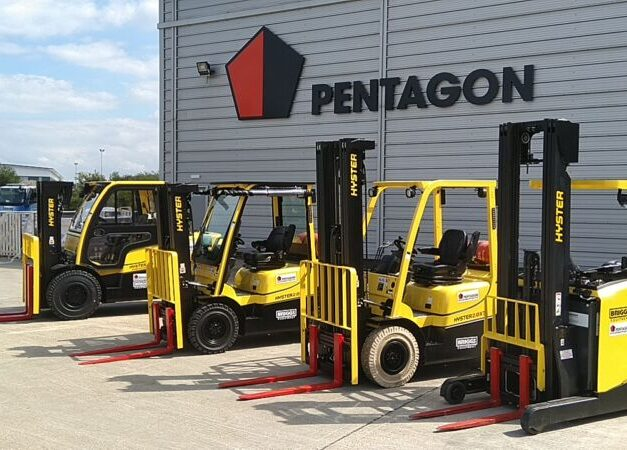 Fully customised fleet from Briggs Equipment ticks every box for Pentagon Freight