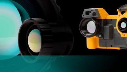 Buy a Fluke thermal imager, get a free Fluke lens
