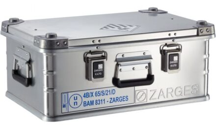 Handle with Care: ZARGES unveils universal battery box
