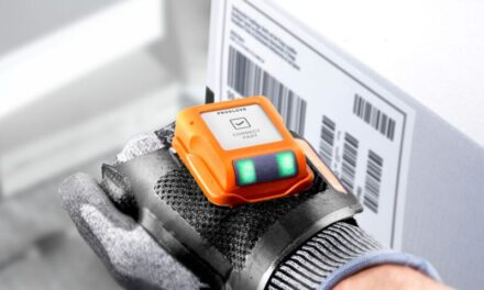 GXO deploys display wearable scanners that boost productivity
