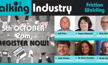 Talking Industry Event – Friction Welding